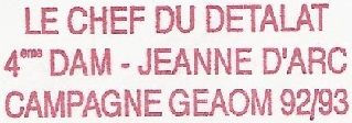 * JEANNE D'ARC (1964/2010) * 93-0313