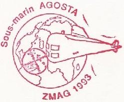 * AGOSTA (1977/1997) * 93-0614