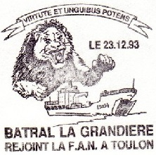 * LA GRANDIÈRE (1987/2017) * 93-1012