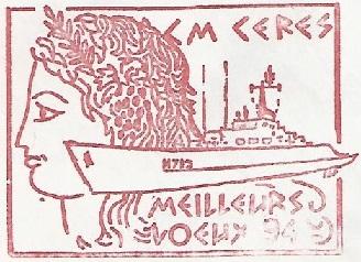 * CÉRÈS (1973/1998) * 94-0111