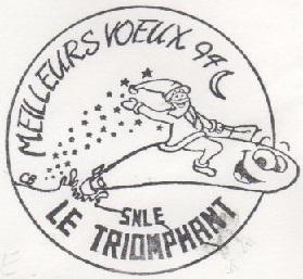 * LE TRIOMPHANT (1997/....) * 94-0212