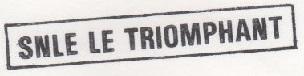* LE TRIOMPHANT (1997/....) * 94-02_15