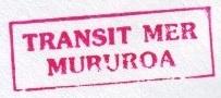 * MURUROA * 94-0714