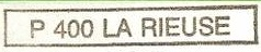 * LA RIEUSE (1987/2011) * 94-0810