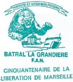 * LA GRANDIÈRE (1987/2017) * 94-0916