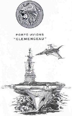 * CLEMENCEAU (1961/1998) * 94-1210