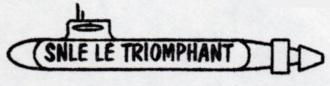 * LE TRIOMPHANT (1997/....) * 95-01_10