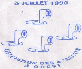* AGOSTA (1977/1997) * 95-0712