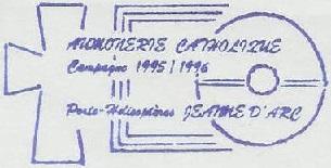+ AUMÔNERIE CHRETIENNE CATHOLIQUE DE LA MARINE + 96-01_13