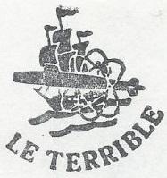 * LE TERRIBLE (1973/1996) * 96-0212