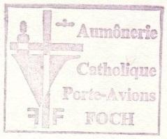 + AUMÔNERIE CHRETIENNE CATHOLIQUE DE LA MARINE + 96-0511