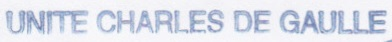 * CHARLES DE GAULLE (2001/....) * 96-05_10