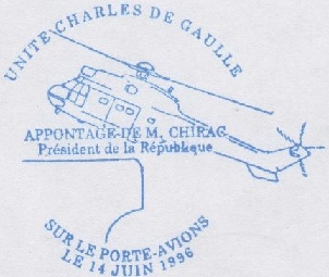* CHARLES DE GAULLE (2001/....) * 96-06_10