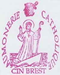 + AUMÔNERIE CHRETIENNE CATHOLIQUE DE LA MARINE + 96-1112