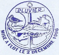 * PLUVIER (1997/....) * 96-1211
