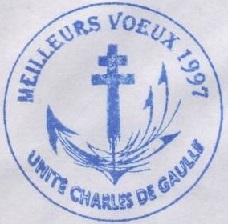* CHARLES DE GAULLE (2001/....) * 96-1212