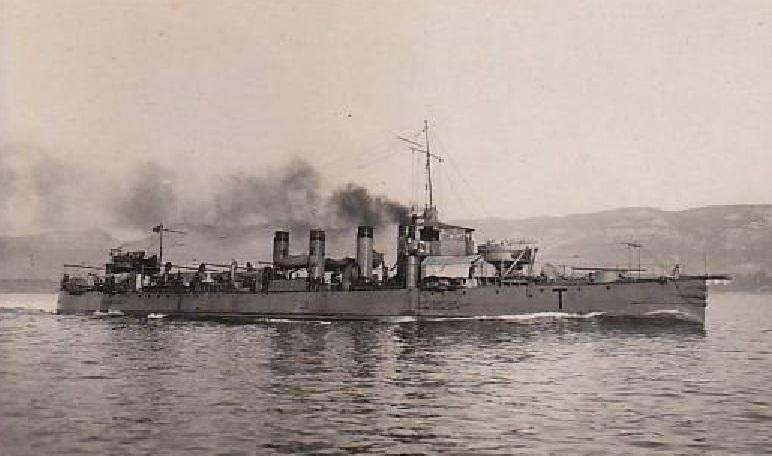 * TIRAILLEUR (1910/1921) * 963_0010