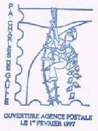 * CHARLES DE GAULLE (2001/....) * 97-0210