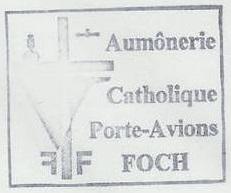 + AUMÔNERIE CHRETIENNE CATHOLIQUE DE LA MARINE + 97-0511