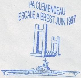 * CLEMENCEAU (1961/1998) * 97-0611