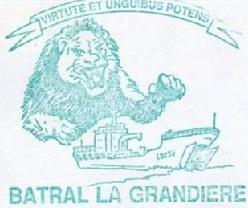 * LA GRANDIÈRE (1987/2017) * 97-0614