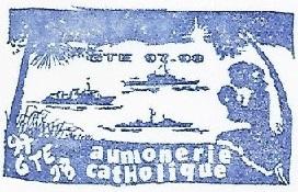 + AUMÔNERIE CHRETIENNE CATHOLIQUE DE LA MARINE + 97-1211