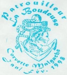 * LA BOUDEUSE (1987/2011) * 98-0110