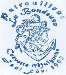 * LA BOUDEUSE (1987/2011) * 98-01_13