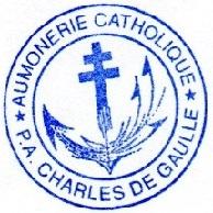 + AUMÔNERIE CHRETIENNE CATHOLIQUE DE LA MARINE + 98-0311