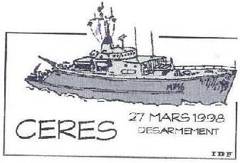 * CÉRÈS (1973/1998) * 98-0313