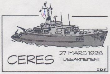 * CÉRÈS (1973/1998) * 98-03_14