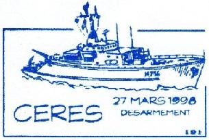 * CÉRÈS (1973/1998) * 98-03_15