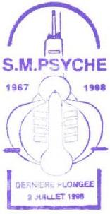 * PSYCHÉ (1970/1998) * 98-0711