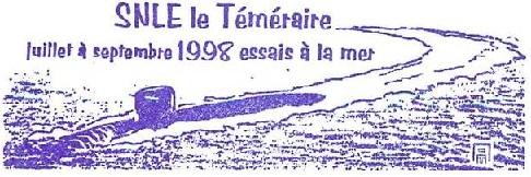 * LE TÉMÉRAIRE (1999/....) * 98-0713