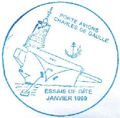 * CHARLES DE GAULLE (2001/....) * 99-01_10