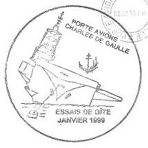* CHARLES DE GAULLE (2001/....) * 99-01_11