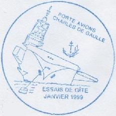 * CHARLES DE GAULLE (2001/....) * 99-01_12