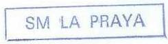 * LA PRAYA (1978/2000) * 99-07_17