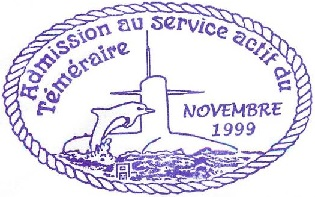 * LE TÉMÉRAIRE (1999/....) * 99-1111