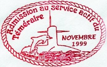 * LE TÉMÉRAIRE (1999/....) * 99-11_10