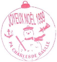* CHARLES DE GAULLE (2001/....) * 99-12_10