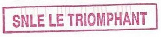 * LE TRIOMPHANT (1997/....) * 99-12_12