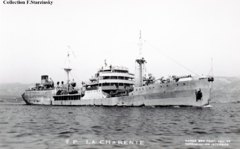 * LA CHARENTE (1946/1959) * 9owjdj10