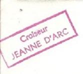 * JEANNE D'ARC (1931/1964) * Croise11