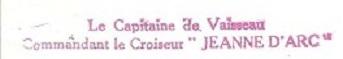 * JEANNE D'ARC (1931/1964) * Croise12