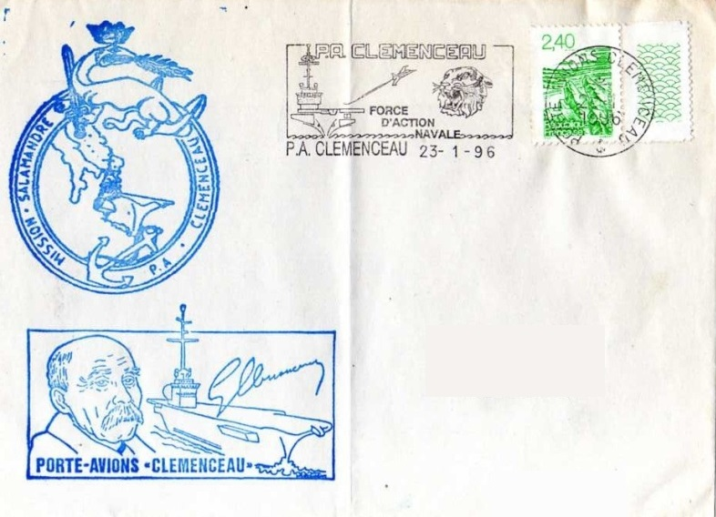 * CLEMENCEAU (1961/1998) * Img59710