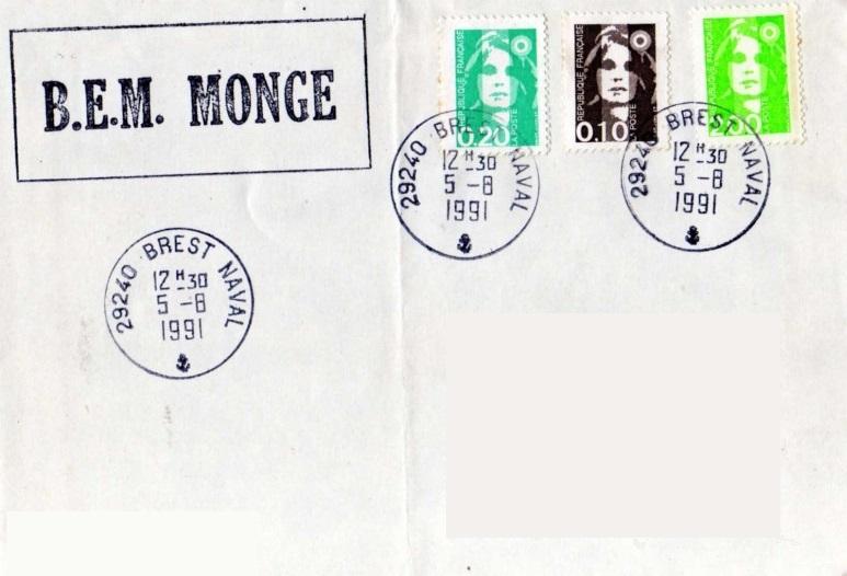* MONGE (1992/....) * Img64310