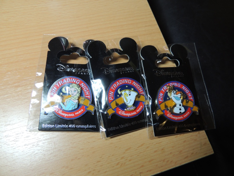 Le Pin Trading à Disneyland Paris - Page 39 Dscn8725
