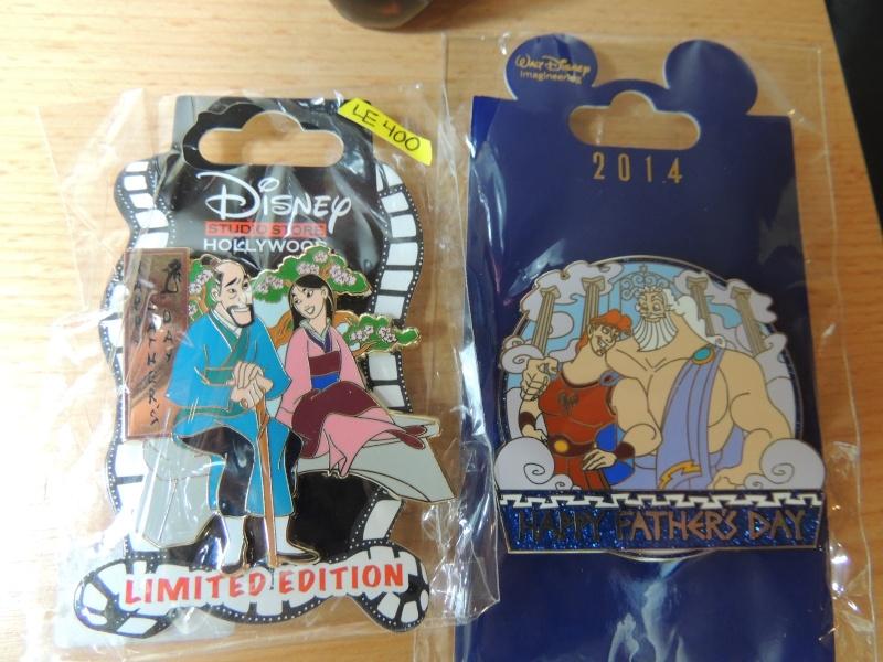 Le Pin Trading à Disneyland Paris - Page 39 Dscn8728