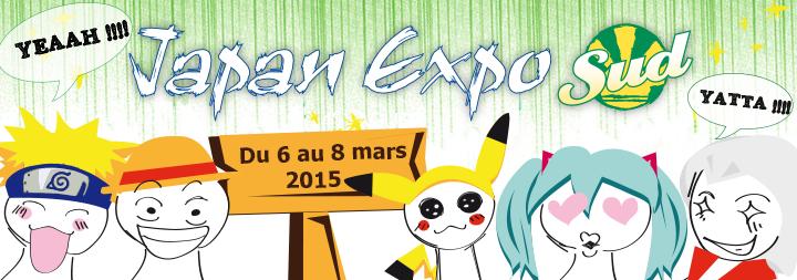 JAPAN EXPO SUD 6ème édition - 6 au 8 mars 2015 17974910